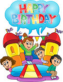Kids party theme image 6