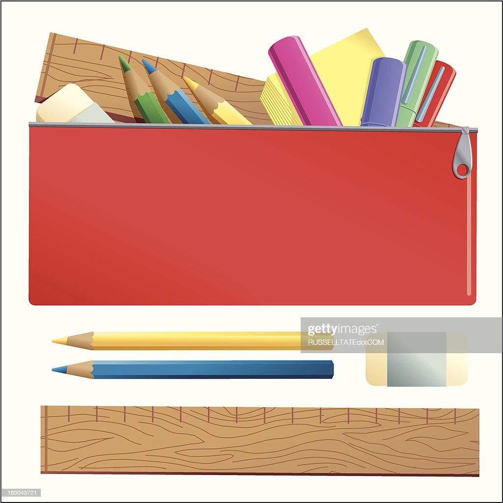 Kids Pencil Case