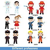 kids professions