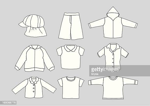kids set of clothes