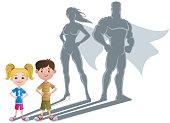 Kids Superhero Concept 2
