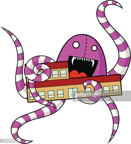 Killer Octopus - Schools Out