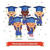Kindergarten graduation party