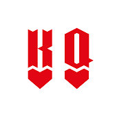 King and queen of hearts icons