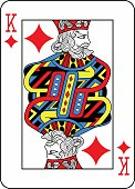 King of Diamonds French Version