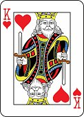King of Hearts French Version
