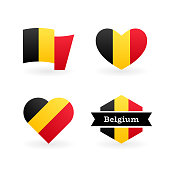 Kingdom of Belgium, Belgian flag