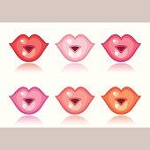 Kissy Lips