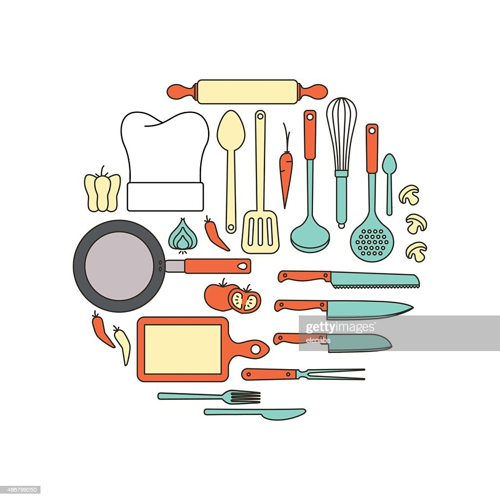 Kitchen and cooking equipment