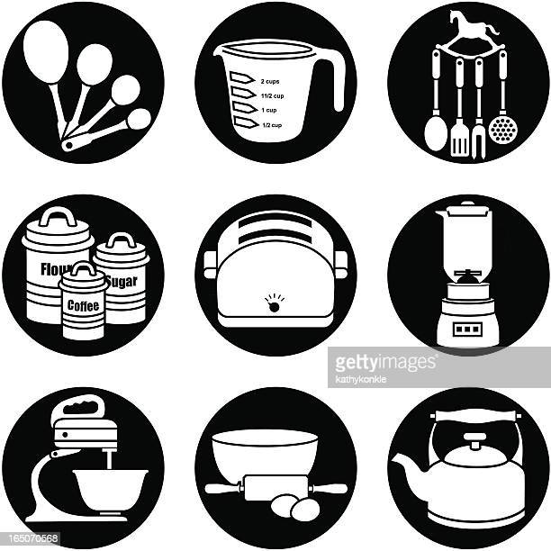 kitchen icons reversed