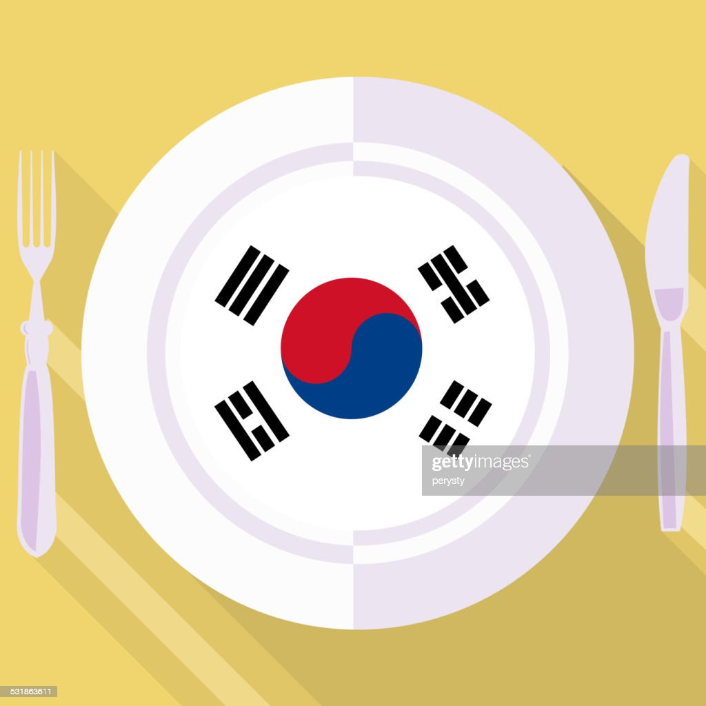 kitchen of South Korea