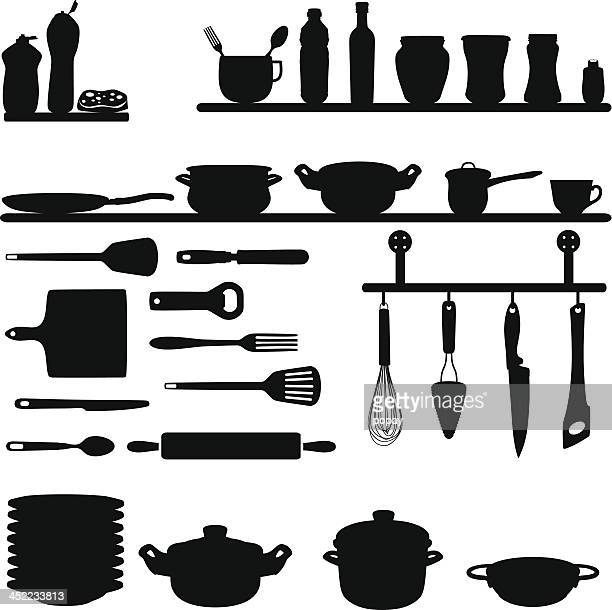 Kitchen tools - Illustration