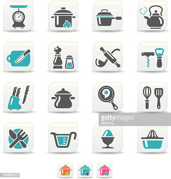 kitchen utensil icons | simicoso collection
