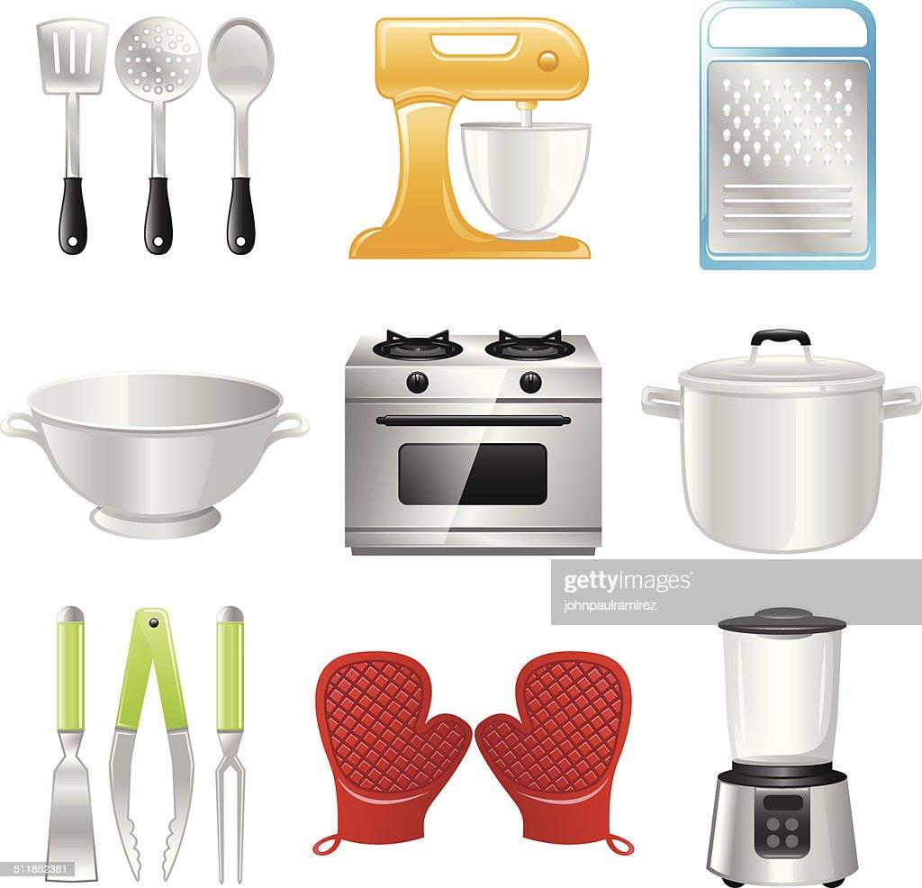 Kitchen Utensils, Cooking, Restaurant