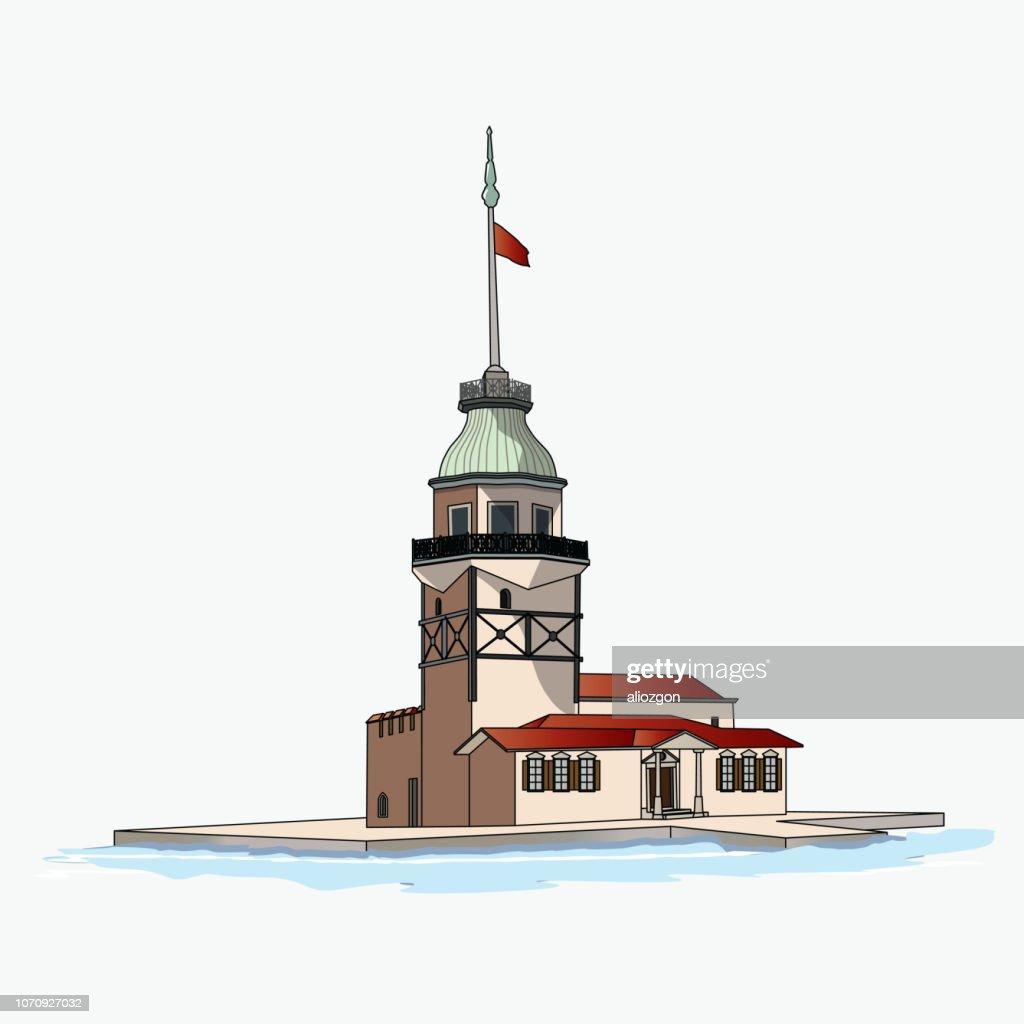 KizKulesi Maiden's tower