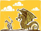 Knight and Dragon 3
