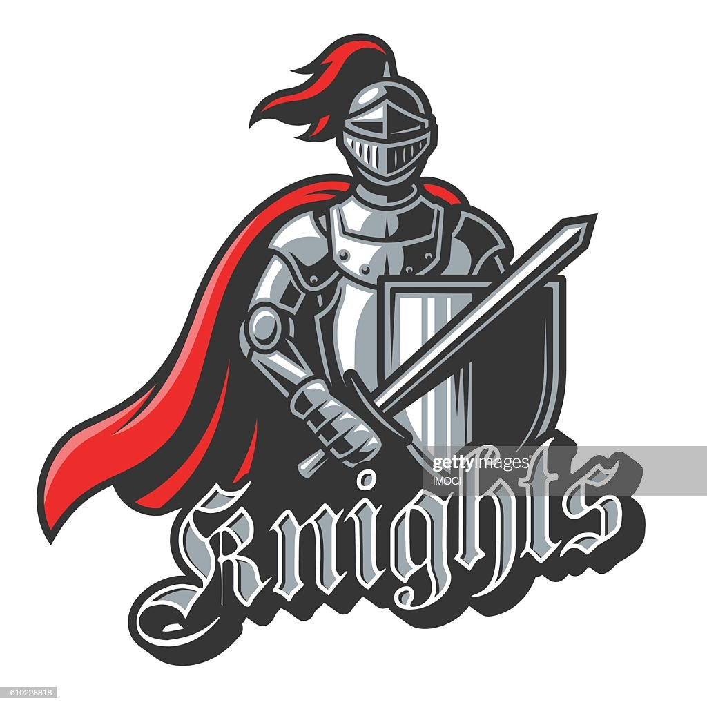 Knight sport logo in color