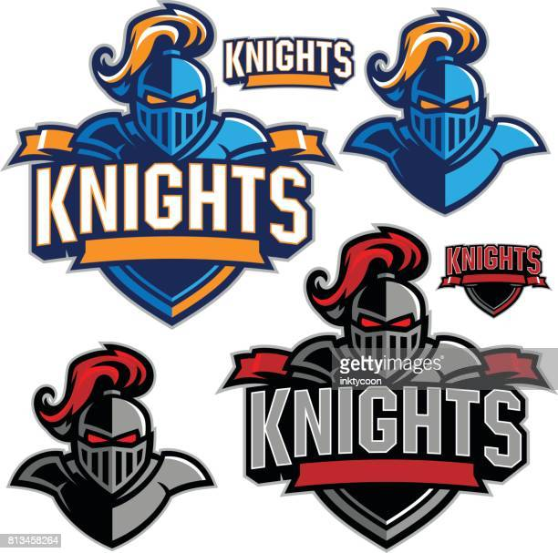 knight sport pack - agression stock illustrations, clip art, cartoons, & icons