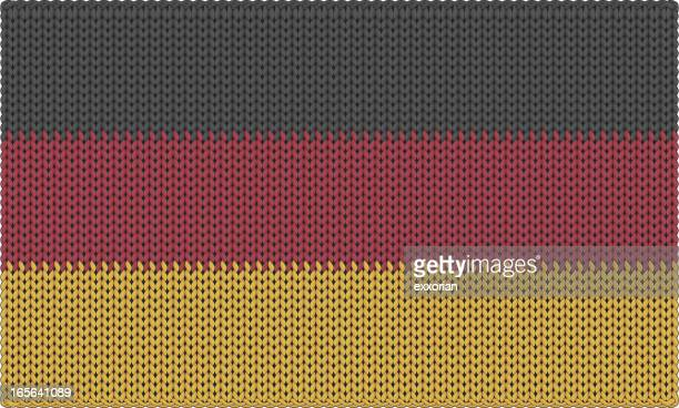 Bandera de tejidos-Alemania