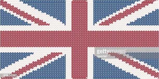 Tejido bandera de Reino Unido