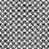 Knitted Wool Sweater Pattern Vector Imitation. Seamless Background with Shades of Gray Colors. Knitting Wool Sweater Design