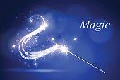 kolorful magic wand