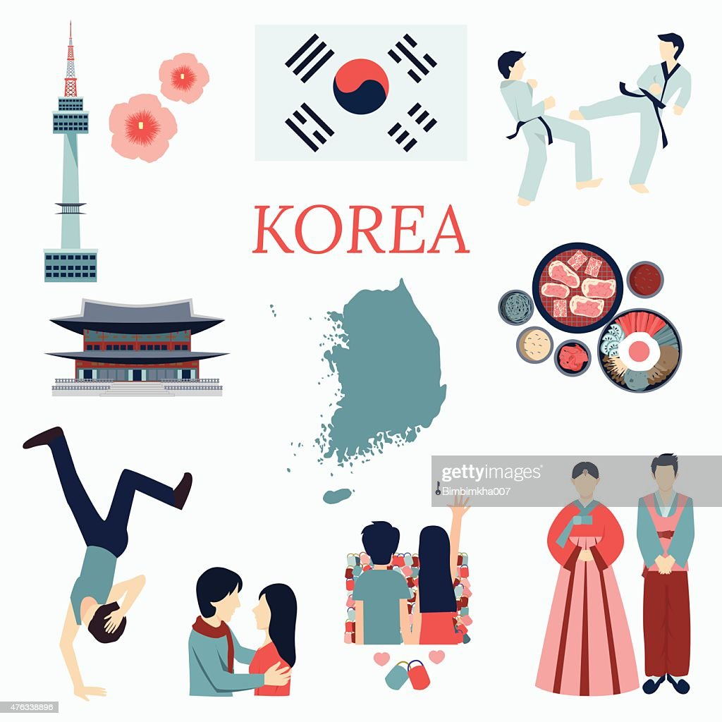 Korea elements