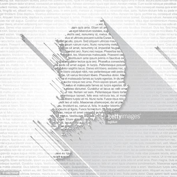 Südkorea Karte für Text Hintergrund-lange Schatten