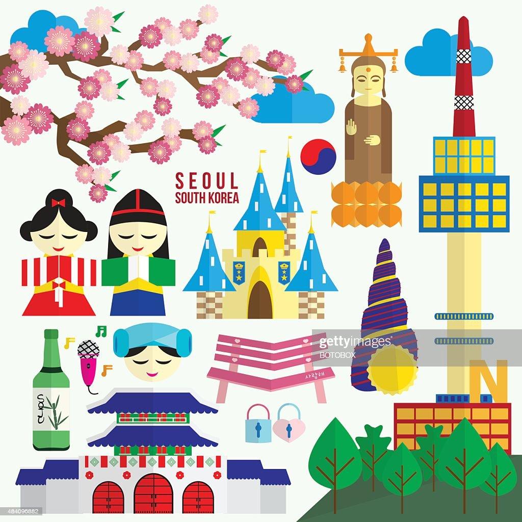 koreanflatdesign