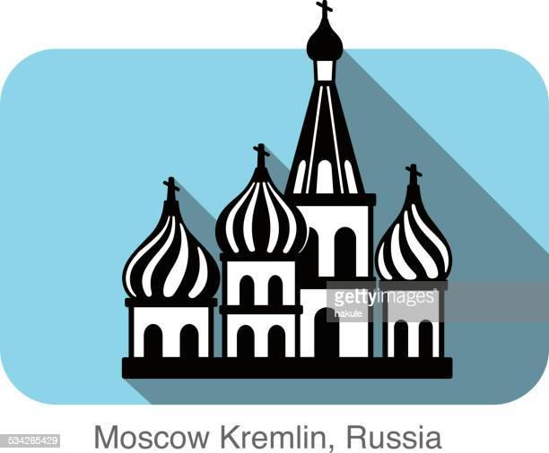 Kremlin silhouetta