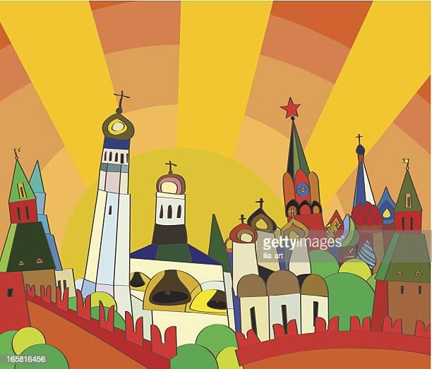 Kremlin sunrise