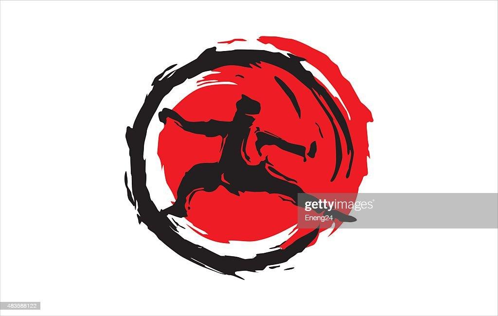 KungFu Abstract Circle