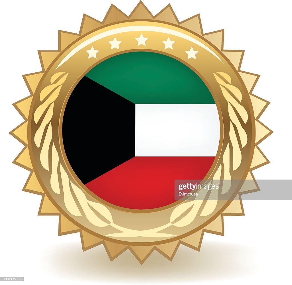 Kuwait Badge