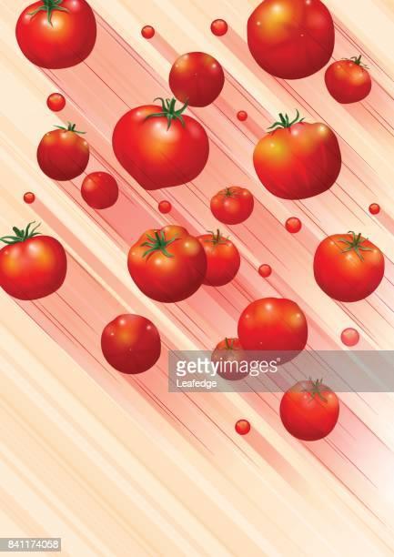 la tomatina hintergrund [fliegen die tomaten] - valencia spain stock-grafiken, -clipart, -cartoons und -symbole
