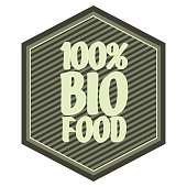 Label 100% Bio Food