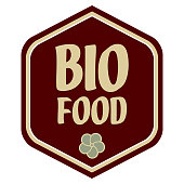 Label Bio Food
