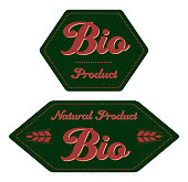 Label Bio Product