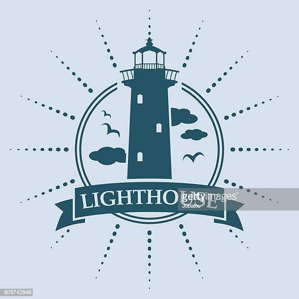 Label Lighthouse Insignia