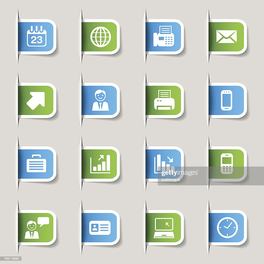 Label - Office and Business Web Icons