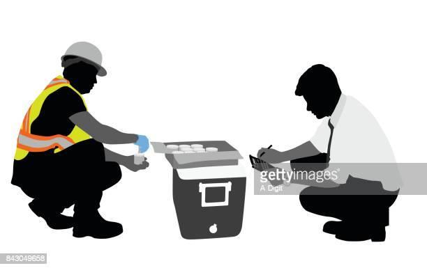 Labourer And Administrator