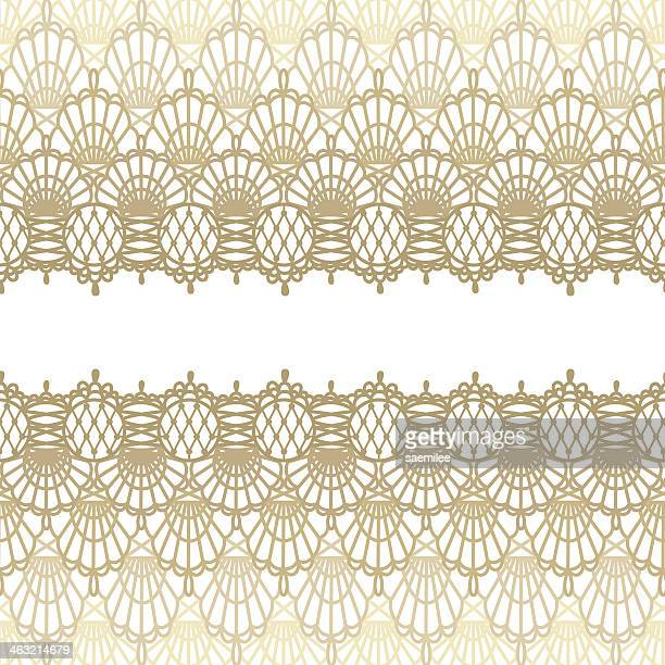 lace background - french culture stock illustrations