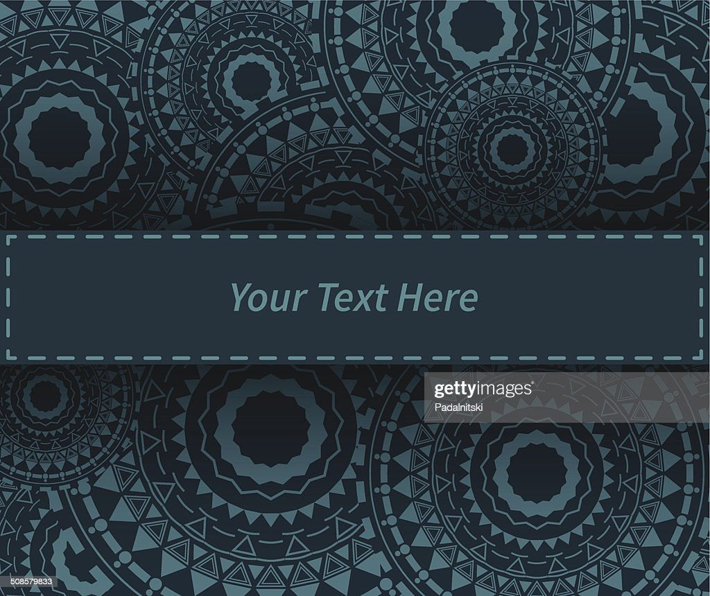 Lace background : Vector Art