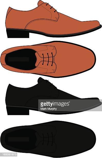 Lace Up Formal Dress Shoe