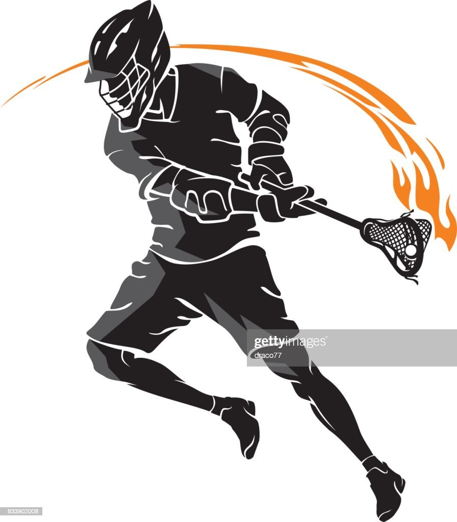 Lacrosse Flame Defense