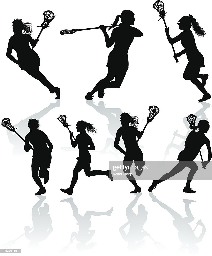Lacrosse Offense - Girls
