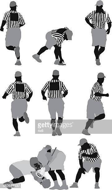 Lacrosse referee
