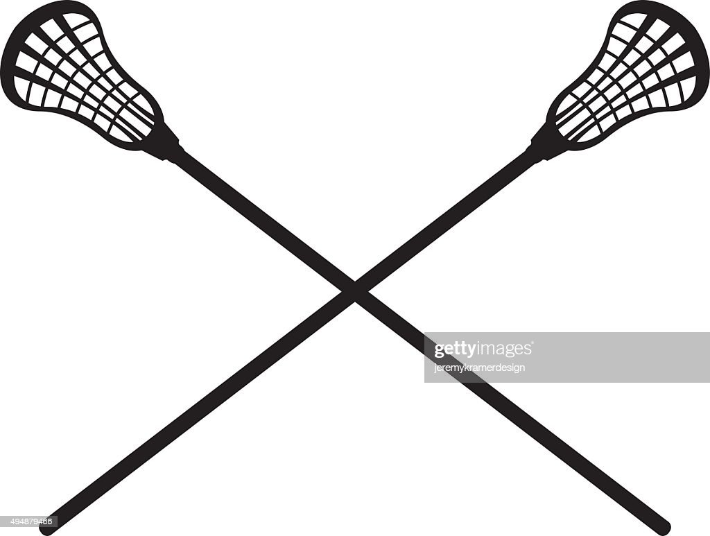 free lacrosse template clipart and vector graphics