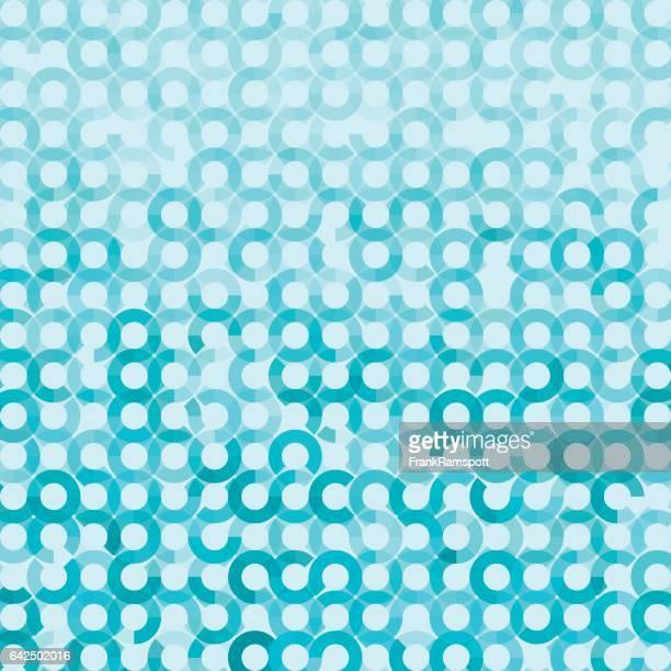 ilustraciones, imágenes clip art, dibujos animados e iconos de stock de lago geométrica círculo pastel vector patrón - frank ramspott