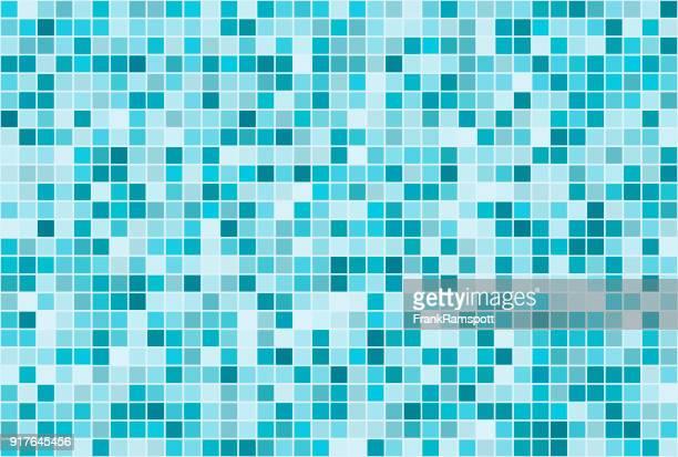 See-Platz Vector Art Muster Horizontal