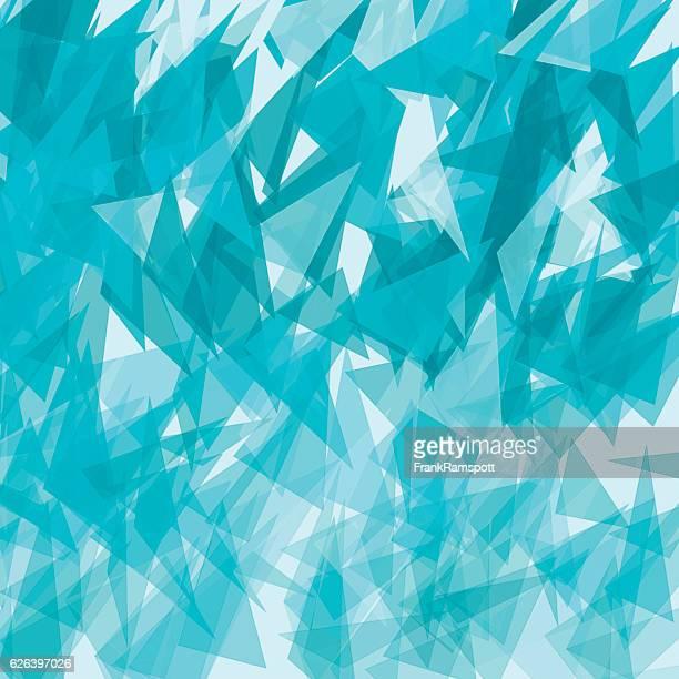 ilustraciones, imágenes clip art, dibujos animados e iconos de stock de lake triangle geometric vector pattern - frank ramspott